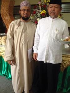 KH Ali Mustafa Yakub