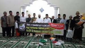 Baksos Ramadhan & Kurma